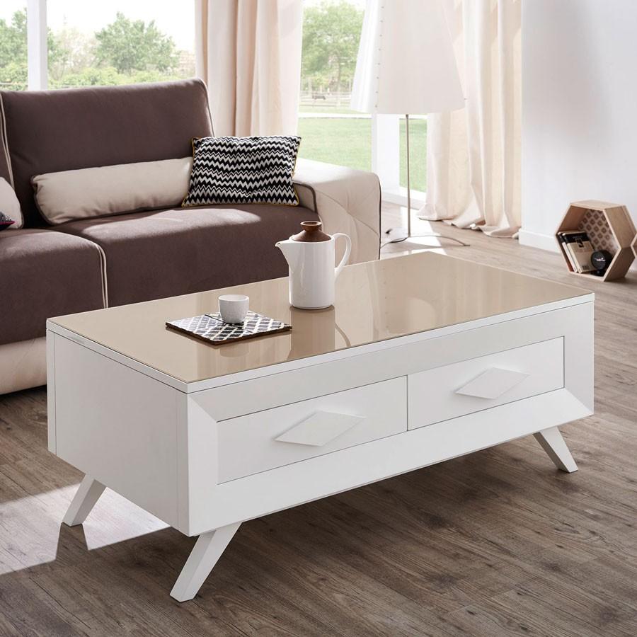 Mesas que se elevan beautiful con cajones xl with mesas - Mesas de centro que se elevan ...