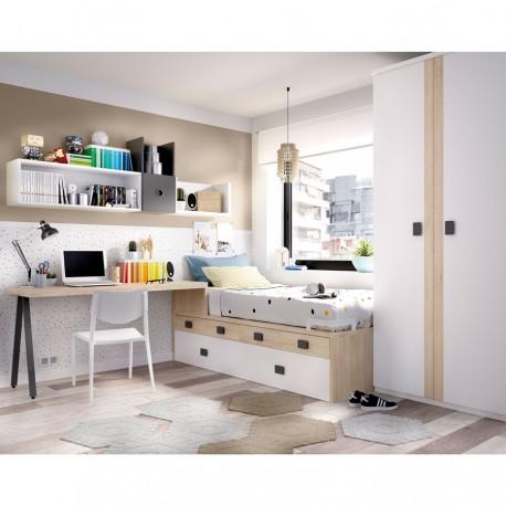 Dormitorio Maezi