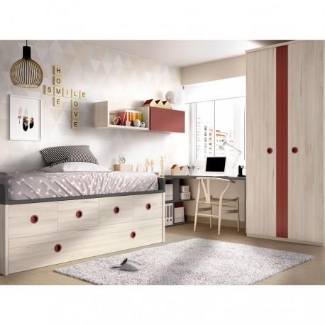 Dormitorio Fuza