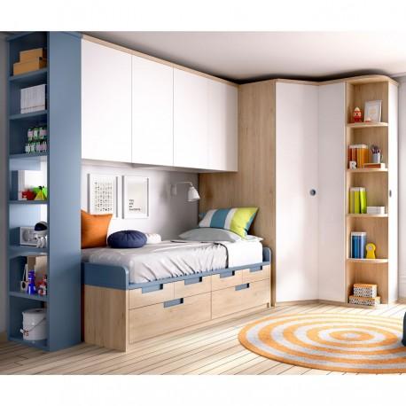 Dormitorio Babuz
