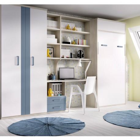 Dormitorio Zugon Aguamarina