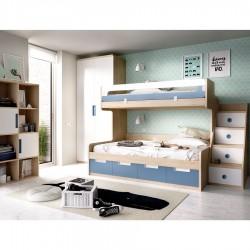 Dormitorio Icaro