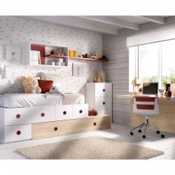 Dormitorio Manus