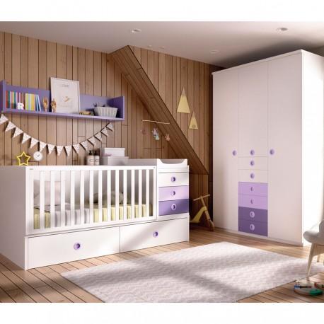 Dormitorio Octavia