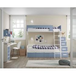 Dormitorio Nido Pizarra